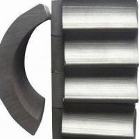 Quality Ferrite Magnets, Made of Oxide with Barium or Strontium Carbonate, Nice Anti-corrosion Performance for sale