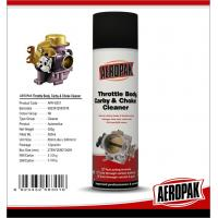 Buy 450ml Car Cleaning Products , Carburetor Cleaner Spray For Pvc Valve Grease at wholesale prices