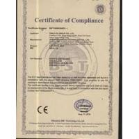 Xiamen Zhizhujing Electronic Co., Ltd. Certifications