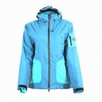 Quality Women's 3-in-1 Jacket, Waterproof and Breathable, with Detachable Fleece for sale