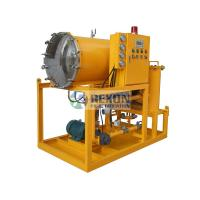 High Speed Fuel Oil Filter Machine , Fuel Oil Treatment System 6000LPH