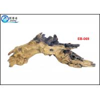 Buy Aquarium Resin Driftwood Ornaments , Handmade Tree Root Aquarium Decaration at wholesale prices