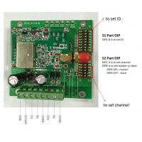 433MHz pump controller, 2km on-off controller,  1W digital I/O low level pump on, high level pump off for sale