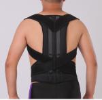 Medical Scoliosis Humpback Correction Belt / Lower Back Support Belt Spandex Material