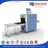 China Secuscan x-ray baggage inspection system for train station on sale