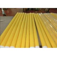 Quality PCB Polyester Printing Mesh / Screen Mesh With Corrosion Resistant for sale