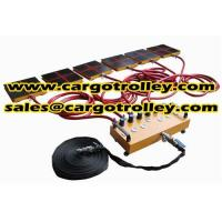 Quality Air bearing movers price list and features for sale