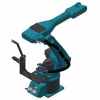 Quality Advanced Industrial Robotic Arm , Mini Robot Arm For Partners for sale