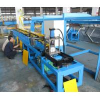 China Cross T Bar Roofing Forming Machine, Metal Stud Roll Forming Machine with Un Coiler on sale