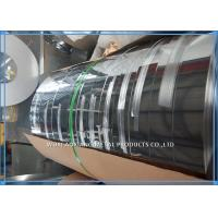 Quality NO.1 Finish 304L Stainless Steel Strip Roll / Stainless Steel Finish 2b For Industry for sale