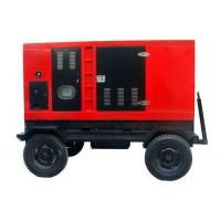 Quality 50 KW  Mobile Electric Generator 3 Phase 400 Volt Emergency Power Supply for sale