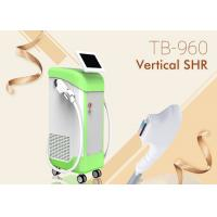 China CE Approved Multifuntional IPL SHR Laser Hair Removal Machine 3000W Pure Sapphire on sale