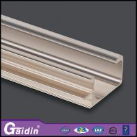 Quality different suface accessory/industrial painting wood grain aluminium profile extrusion for sale