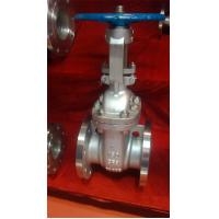 Quality API Cast Steel Flanged Gate Valve for sale