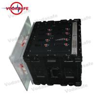 Buy cheap Vehicle Broad Spectrum Mobile Phone Signal Jammer 13CH DC 24V With 47dBm Each from wholesalers