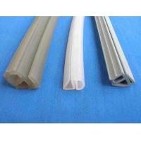 Buy Maintenance Free Silicone Seal Strip , Platinum Cured Silicone Extruded Profiles at wholesale prices