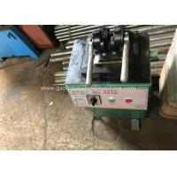 Quality Gabion Mesh Wire Butt Welding Machine PE Hydraulic System 500x500x1000mm Overall size for sale