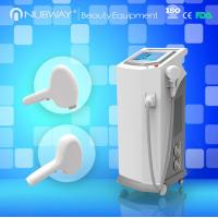China (Hot in USA) Super vertical 808nm diode laser hair removal machine price superior on sale