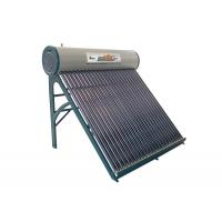 China Compact low pressure solar water heater on sale