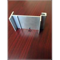 Quality 6063 Anodized/Cutting Silver Aluminum Extrusion with Industrial aluminum profiles for sale