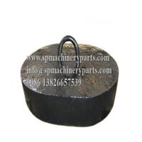 China Quality Marine & Offshore Supplier Quality Anchor chain & 3.5ton Gray Iron Cast sinkers For Sale