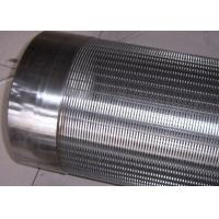 Quality High Quality Hot Sale Johnson Wedge Wire Water Well Filter Screen for sale