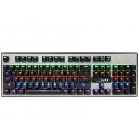 Buy Wired RGB mechanical gaming keyboard for Desktop , Laptop with CE / ROHS / FCC at wholesale prices