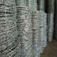 BWG 12*14 Galvanized Barbed Wire