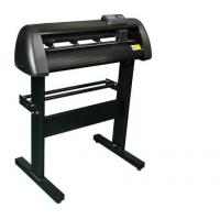 Quality Plotter Printer Vinyl Sticker Cutting Machine With DMPL / HPGL Command Set for sale