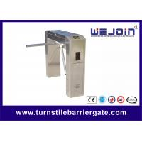 Quality Tripod Access Control Turnstile Gate for sale