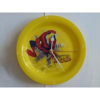 Quality Novelty Dish Wall Clock for sale