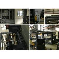 Quality Roll To Sheet Paper Reel Cutting Machine With Prevent Curling System for sale
