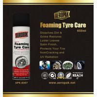Quality Tyre Shine automotive cleaning products , High Gloss Professional Car Cleaning Products for sale