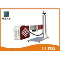 Quality Jewelry SD Card Portable Laser Marking Machine Maintenance Free For Plastic Keypad for sale