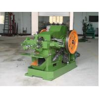 Quality Green Color Pneumatic Riveting Machine With Horizontal Layout , 80-130mm Stoke Slider for sale