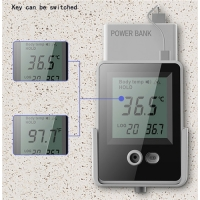 Quality Night Vision Wifi Video Doorbell  Indoor Guard AI Thermometer for sale