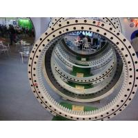 Quality External 50Mn , 42CrMo Gear Thin Section Slewing Ring Bearing ( OD 504 - 1198mm ) for sale