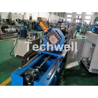 Quality Cold Rolling Forming Machine For Making Top Hat Channel / Furring Channel Profiles for sale