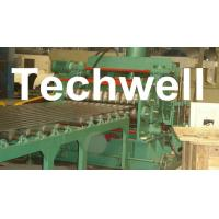 Quality High Speed Steel Silo Corrugated Panel Roll Forming Machine For Roof Panel, Wall Sheet for sale