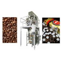 Buy cheap Coffee Beans Automated Packing Machine With Touch Screen Schneider from wholesalers