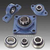 Quality Pillow Block Bearings UCFL314, UCFL314-44 With Grub Screws of Cast Iron Pillow Blocks for sale