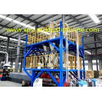 Quality Large Capacity Single Screw XPS Foam Board Production Line 300mm For Styrofoam Sheet Mass for sale
