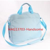 Quality Handheld Personal Computer Bag Bule Color Briefcase-HAG13703 for sale