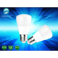 China Aluminium LED Bulb Light 5 Watt 75Ra Plastic Office LED Lamp Bulb High Efficiency on sale