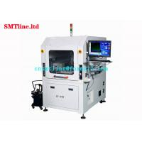 China PCB Selective Conformal Coating Machine With Transmission Motor Power 24v DC 3w on sale