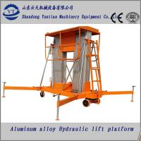 Buy cheap Aluminum alloy  lifting platform from wholesalers