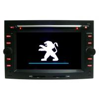 Quality Peugeot 307 car auto stereo GPS radio with 3G Internet Can-Bus Bluetooth ST-8707 for sale