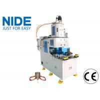 Quality Automatic Stator Vertical Coil Winding Machine With Single-head and Double Station for sale