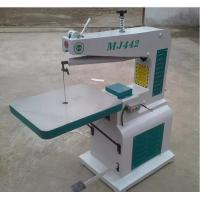 Quality MJ China Manufacture wood scroll saw machine for precision woodworking for sale