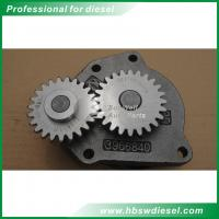 Quality Cummins 6CT8.3 Oil Pump 3966840 for Dongfeng Truck 240/240HP engine for sale